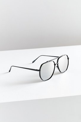 Urban Outfitters Vacation Aviator Sunglasses $18 thestylecure.com