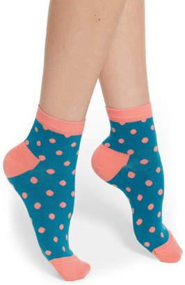 Happy Socks Dots Ankle Socks