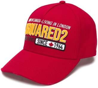 DSQUARED2 Logo Baseball Hat