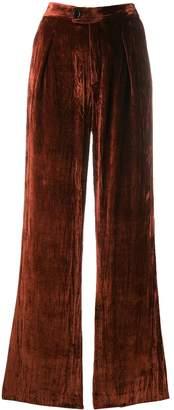 Chloé straight leg trousers