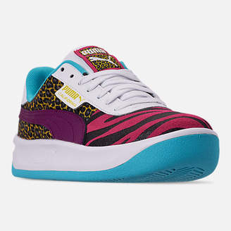 Puma Women's California Animal Casual Shoes