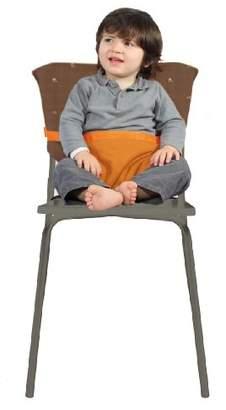 Reversible Baby Chair (Brown/Orange)