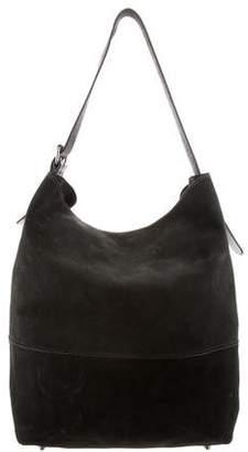 Barneys New York Barney's New York Suede Shoulder Bag