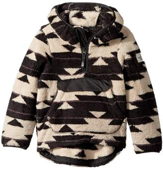 The North Face Kids Campshire Pullover Hoodie Girl's Sweatshirt
