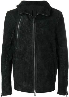 Incarnation shearling blouson jacket