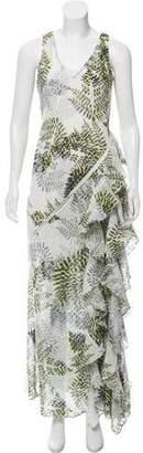Tryb 212 Barnaby Sleeveless Maxi Dress w/ Tags
