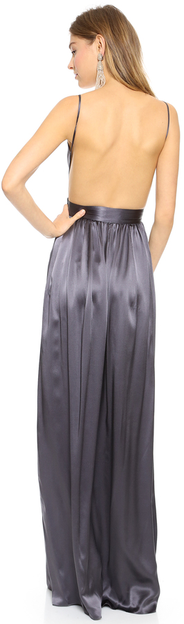 ONE by Contrarian Babs Bibb Maxi Dress 2