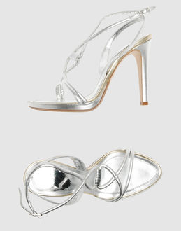 RENE' CAOVILLA High-heeled sandals