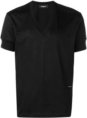 DSQUARED2 V-neck T-shirt