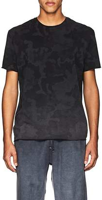 ATM Anthony Thomas Melillo Men's Camouflage Cotton T-Shirt