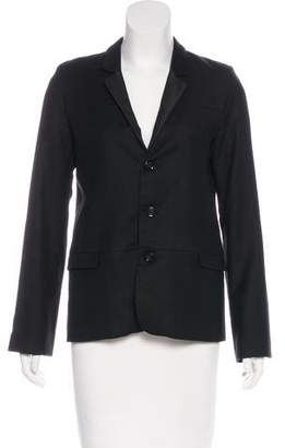Golden Goose Wool Notch-Lapel Blazer