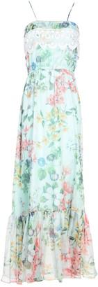 Silvian Heach Long dresses - Item 34800302PC
