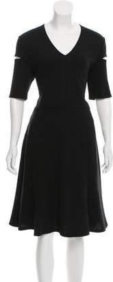Derek Lam Wool Midi Dress w/ Tags