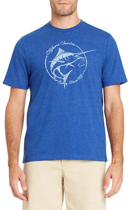 Izod Salty Swordfish Graphic T-Shirt