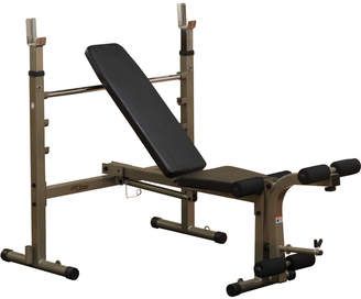 Body Solid Best Fitness Folding Olympic Bench