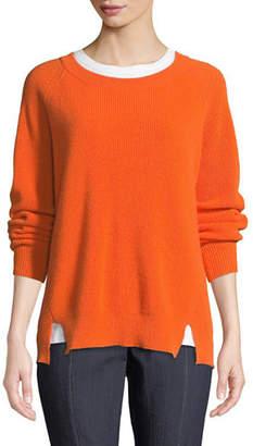 Cinq à Sept Lillie Cashmere Pullover Sweater