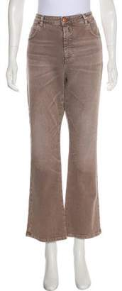 Closed High-Rise Wide-Leg Jeans w/ Tags