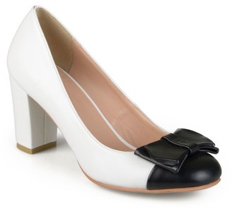 Journee Collection Tash Women's Bow High Heels