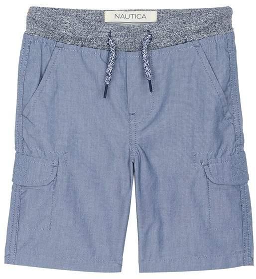 Dark Blue Shaw Cargo Shorts – Boys