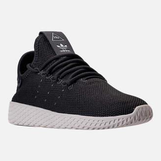 adidas Boys' Big Kids' Pharrell Williams Tennis HU Casual Shoes