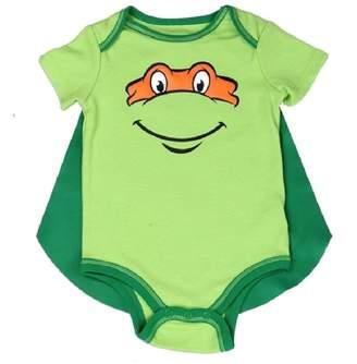 Nickelodeon Teenage Mutant Ninja Turtles Caped Bodysuit - 0-3M