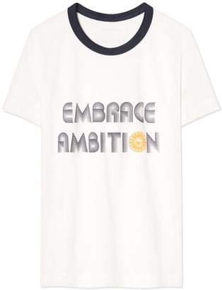 Tory Sport EMBRACE AMBITION T-SHIRT