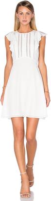 Theory Deorsa Dress $395 thestylecure.com