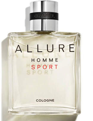 9374971f85a5 Chanel ALLURE HOMME SPORT Cologne, 3.4 oz.