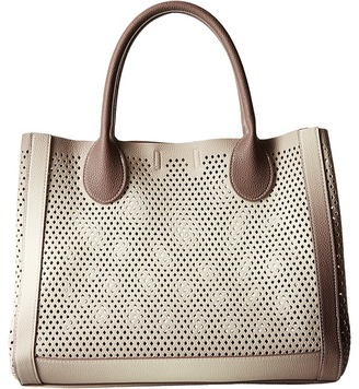 Steve Madden Bperfie Perforated Bag in Bag $88 thestylecure.com