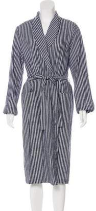 Jenni Kayne Striped Wrap Dress w/ Tags