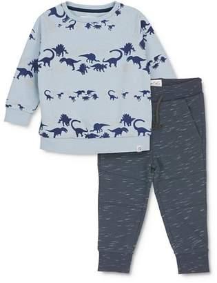 Sovereign Code Boys' Bryson Dino Print Sweatshirt & Aidan Jogger Pants - Baby