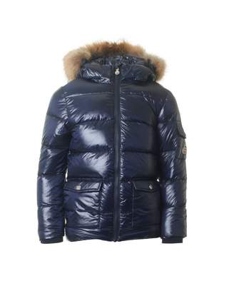 Pyrenex Authentic Jacket With Fur Trim Hood