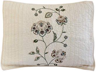 NOSTALGIA Nostalgia Flowering Vine Standard Pillow Sham