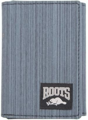 Roots Alpine Slim Tri-Fold Wallet