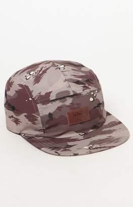 Vans Davis Strapback Camper Hat