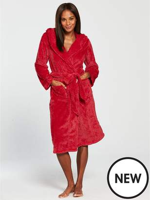 Hooded Dressing Gowns For Women - ShopStyle UK