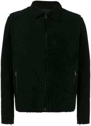 Lot 78 Lot78 reverse shearling jacket