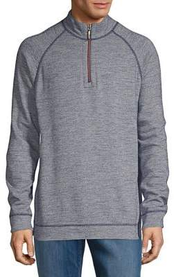 Tommy Bahama On The Doubles Reversible Pullover