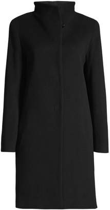 Cinzia Rocca Icon Wool & Cashmere Coat