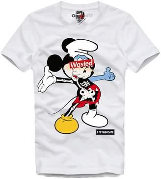 Yeezy E1Syndicate T Shirt Rat Trap Supreme Hypebeast NMD HU