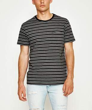 RVCA Harper Short Sleeve T-shirt Black