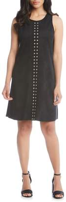Karen Kane Karen Karen Studded A-Line Dress