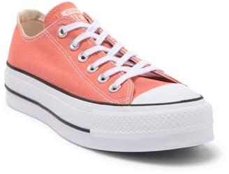 Converse Chuck Taylor(R) All Star(R) Platform Sneaker (Women)