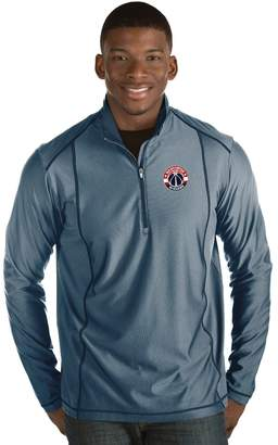 Antigua Men's Washington Wizards Tempo Quarter-Zip Pullover