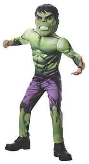 Deerfield Hulk Deluxe Costume Size 3-4