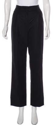 Barbara Casasola Mid-Rise Straight-Leg Pants
