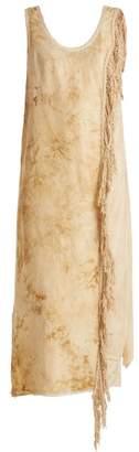 DAY Birger et Mikkelsen BY WALID Sharon antique silk-blend slip dress
