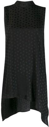 P.A.R.O.S.H. star print sleeveless blouse