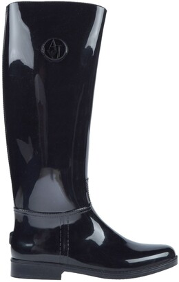 Armani Jeans Boots