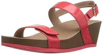 SoftWalk Women's Hart Wedge Sandal